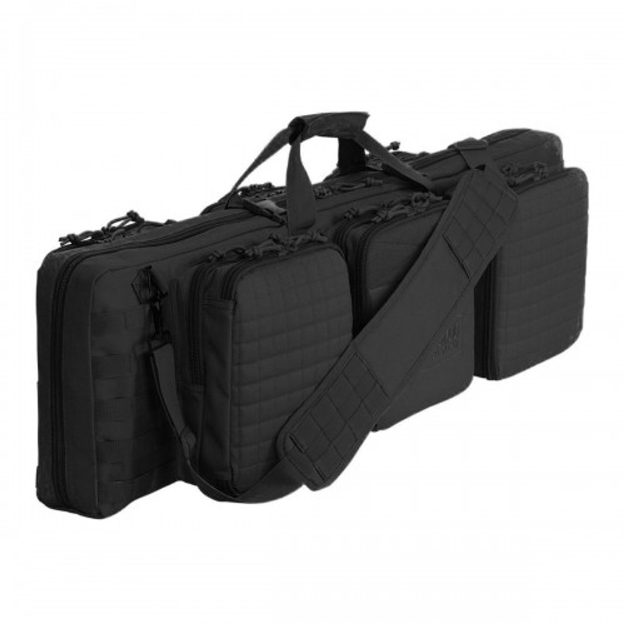 "Voodoo Tactical 15-7618 The Beast 42"" Deluxe Double Sided Rifle Case"