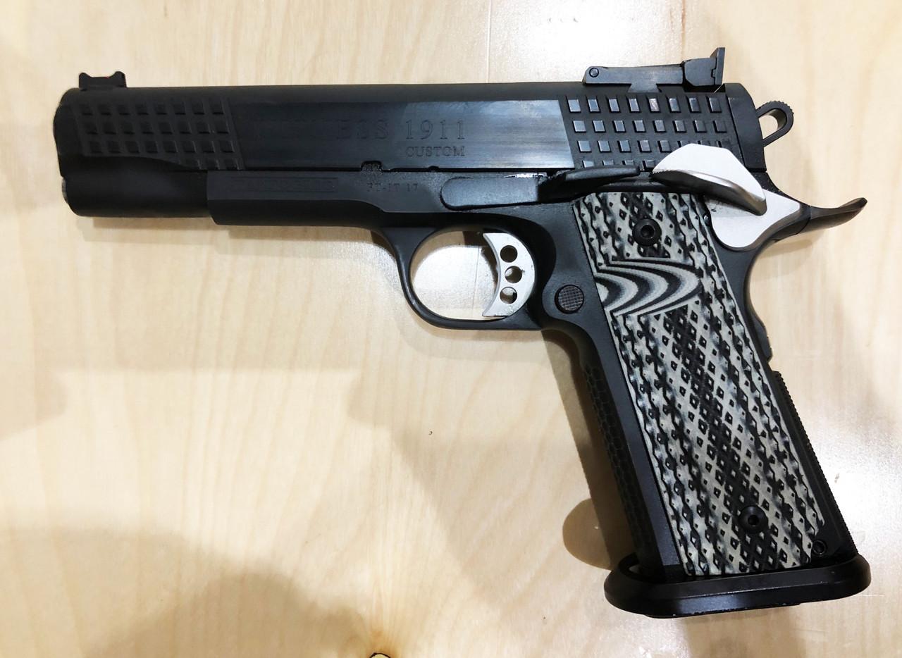 USED IPSC ALEX Tanfoglio Witness 1911 Custom 9mm