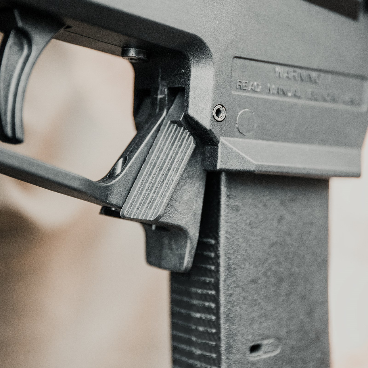 MOE®-EVO Enhanced Magazine Release - CZ Scorpion EVO 3