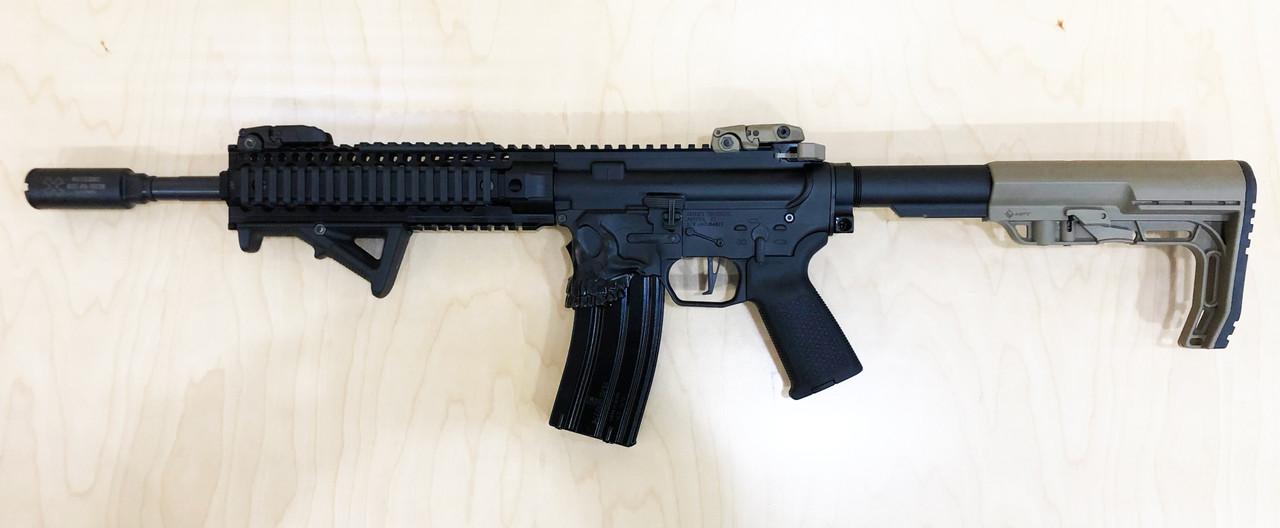 USED Spikes Tactical Jack Custom Build AR-15 5.56/.223