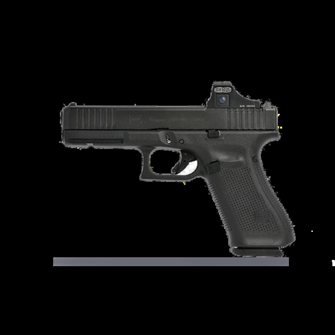 """Glock 17 Gen 5 MOS FS - 9mm, 4.5"""""""