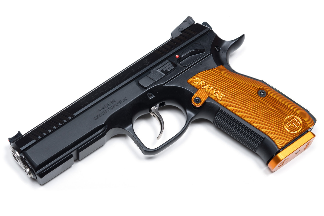 CZ SHADOW 2 ORANGE PISTOL 9MM
