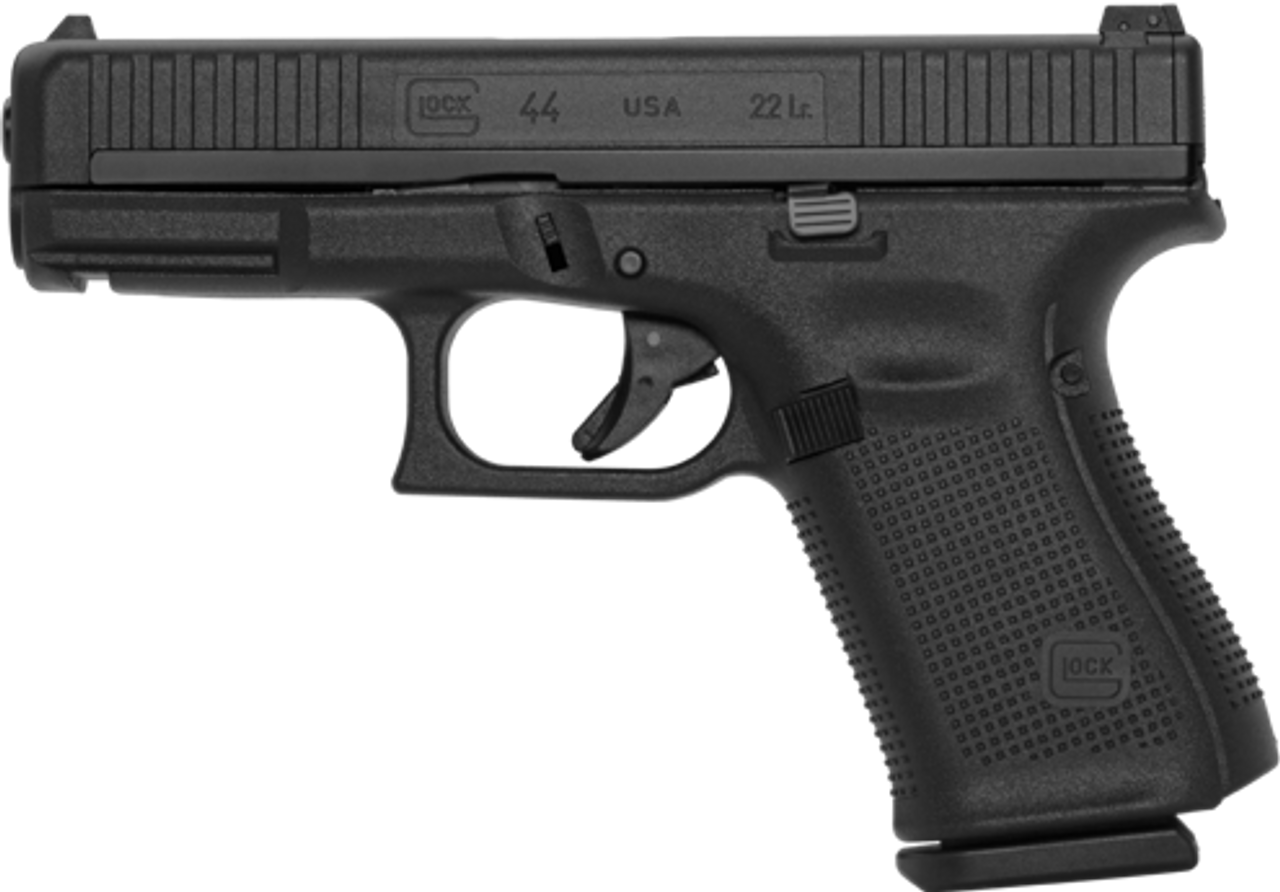 Glock 44 Pistol, 22 LR, 106mm Barrel