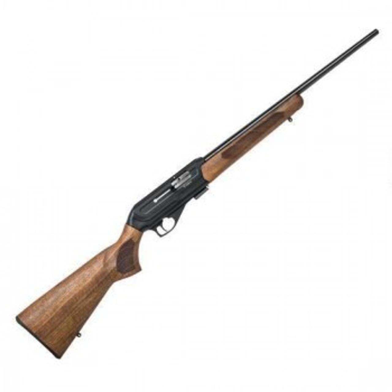 "CZ 512 Semi-Auto Rifle .22LR, 20.5"" Barrel, 5 Rounds, Wood Stock, Blued"