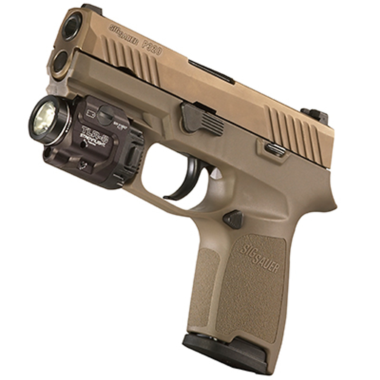 TLR-8® GUN LIGHT WITH RED LASER AND SIDE SWITCH