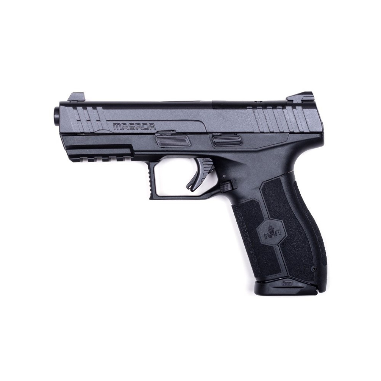 IWI Masada Optic Ready 9mm in Black
