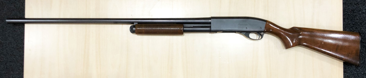 "USED Remington 870 Wingmaster 12ga. 30"" 2 3/4"" Fixed Full Choke"