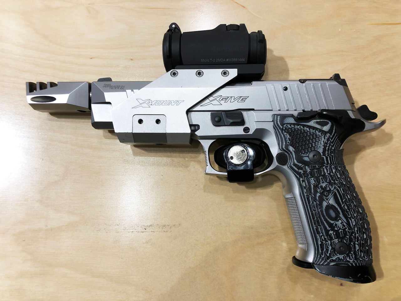 USED Sig Sauer 226 X-Five 9mm
