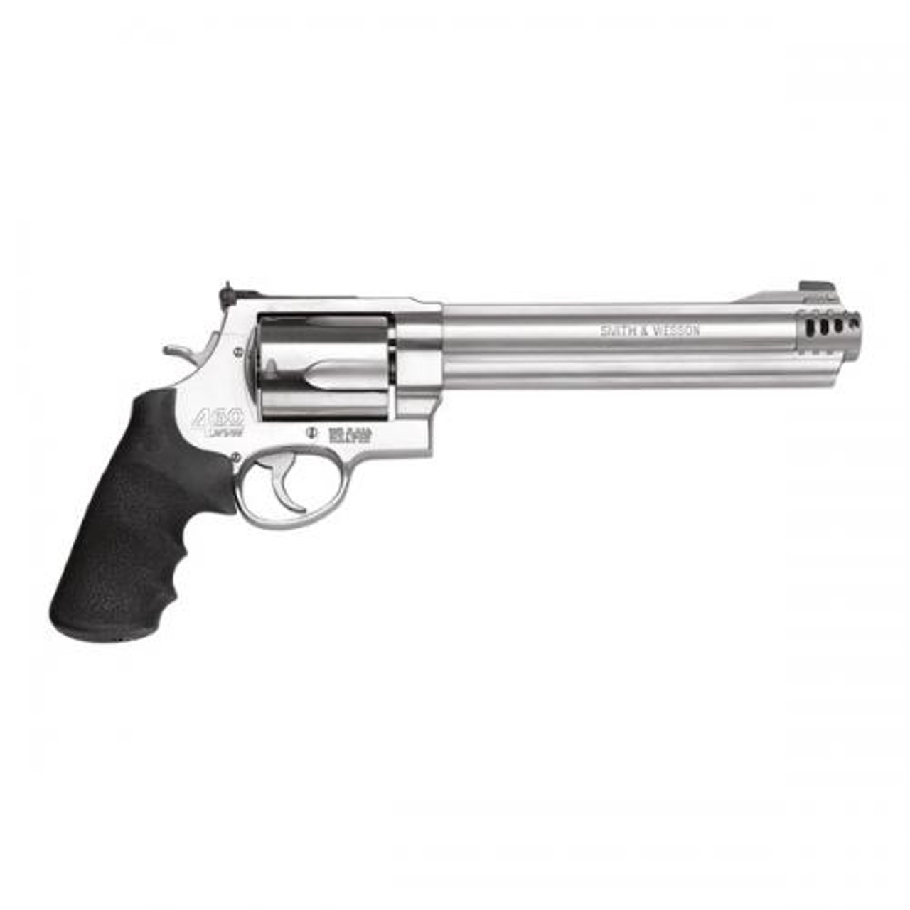"""Smith & Wesson 460XVR Stainless Steel, 8.38"""" Barrel .460 S&W Magnum"""