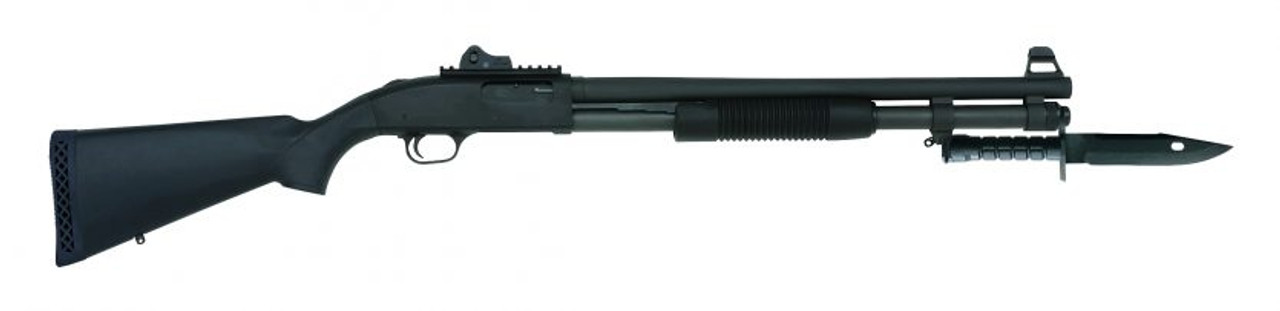 """Mossberg 590A1 XS Ghost Ring/FO Front Sights, 8+1, 12ga, 2 3/4"""" or 3"""" chamber, 20"""" Barrel"""