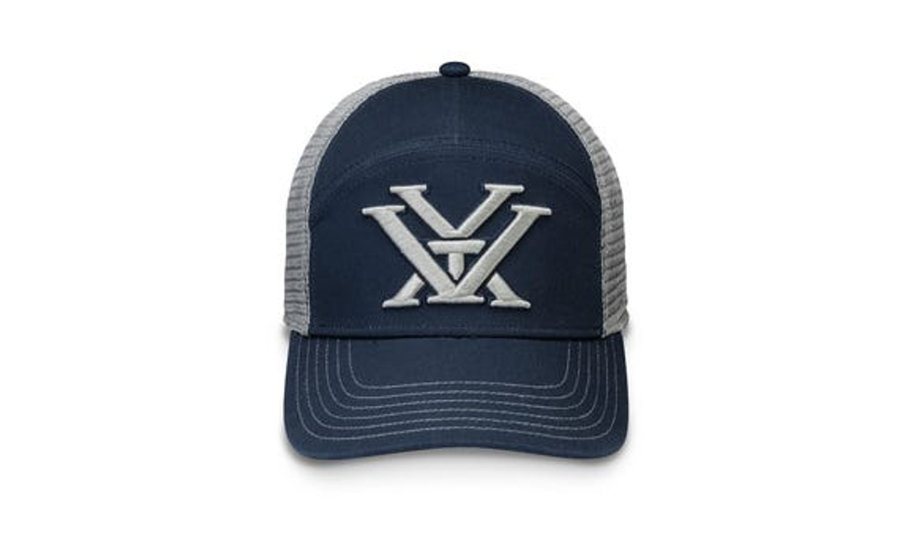 Vortex Men's 3 Panel Logo Cap