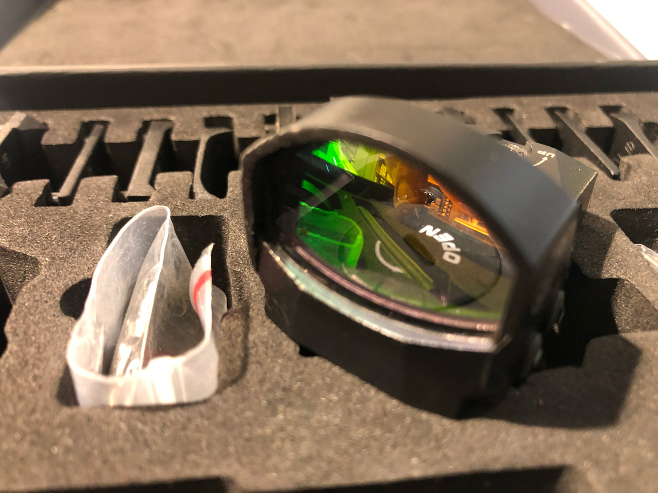 USED SIG Romeo 1 3 MOA Red Dot 1x30 Pistol Mount Kit