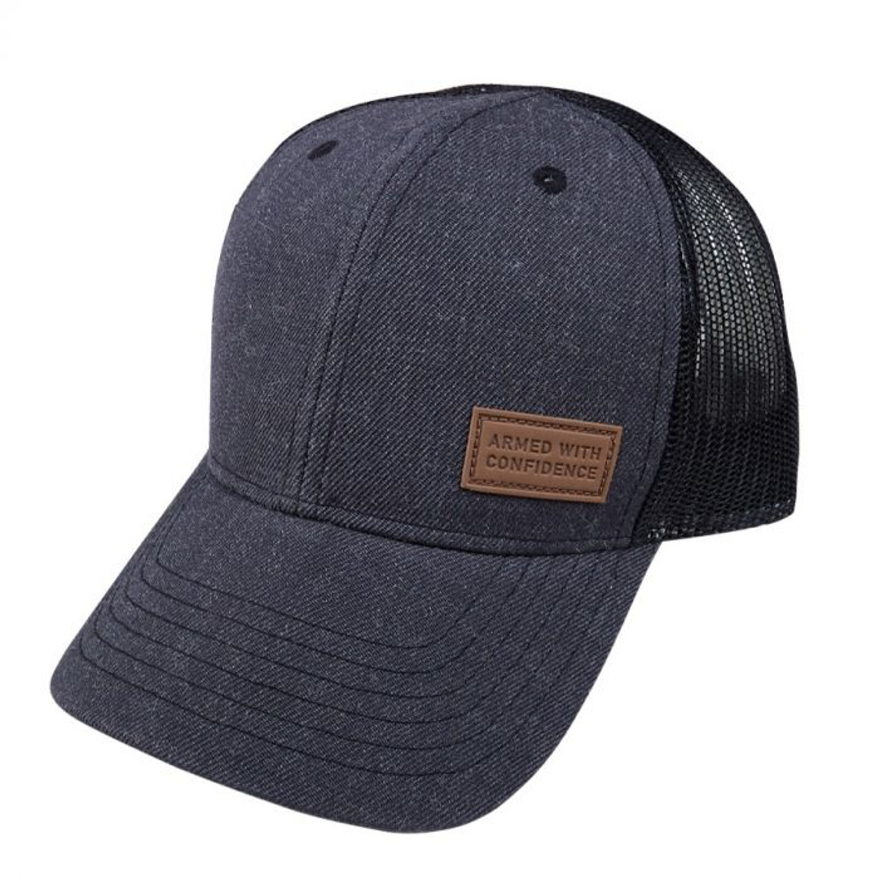 Glock Armed With Confidence Hat