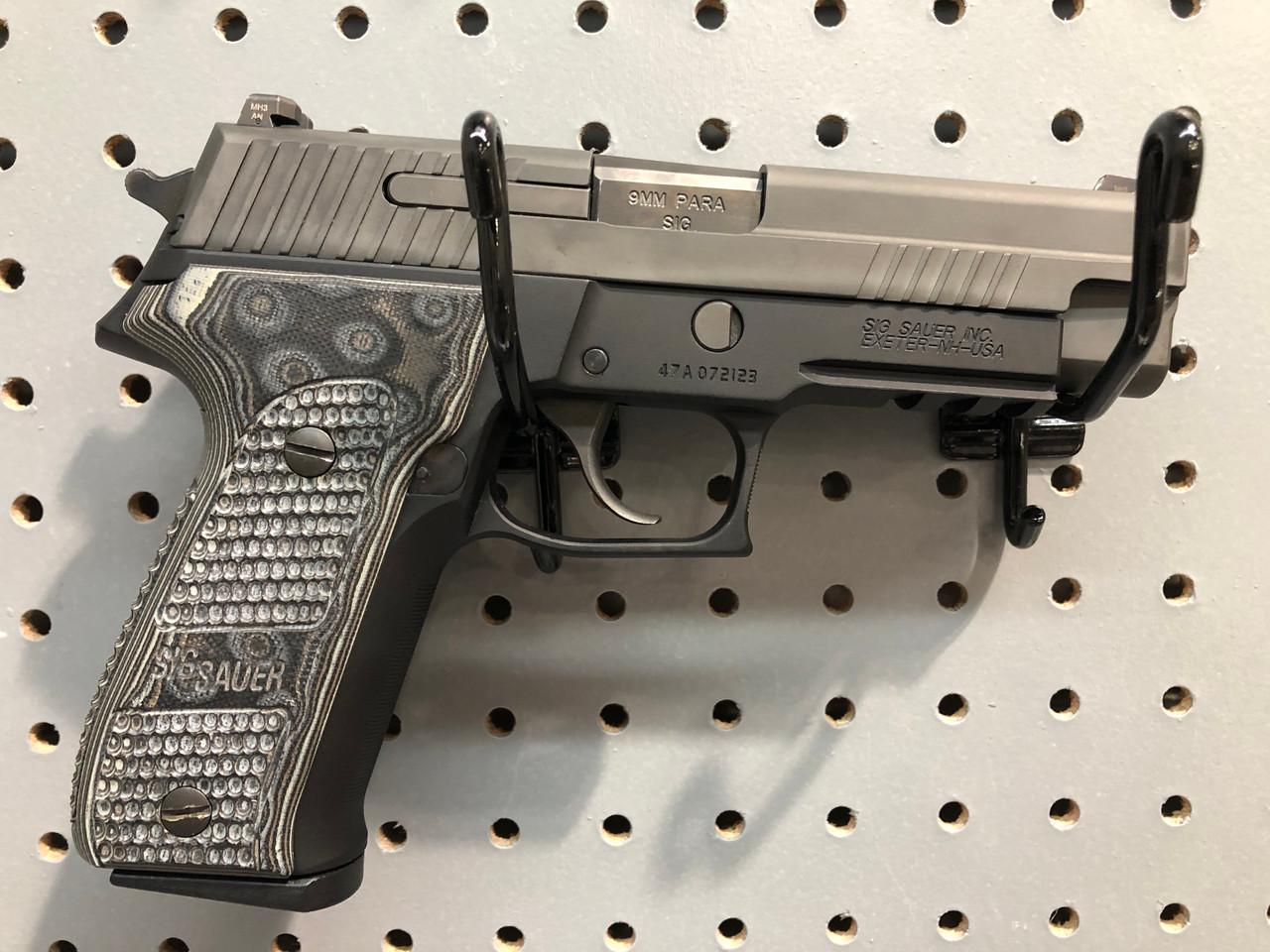USED Sig Sauer P226 Extreme 9mm w/Three Magazines