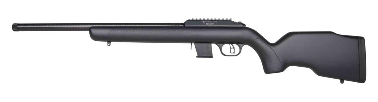 Webley & Scott Xocet Rifle - Carbon Fibre .22LR