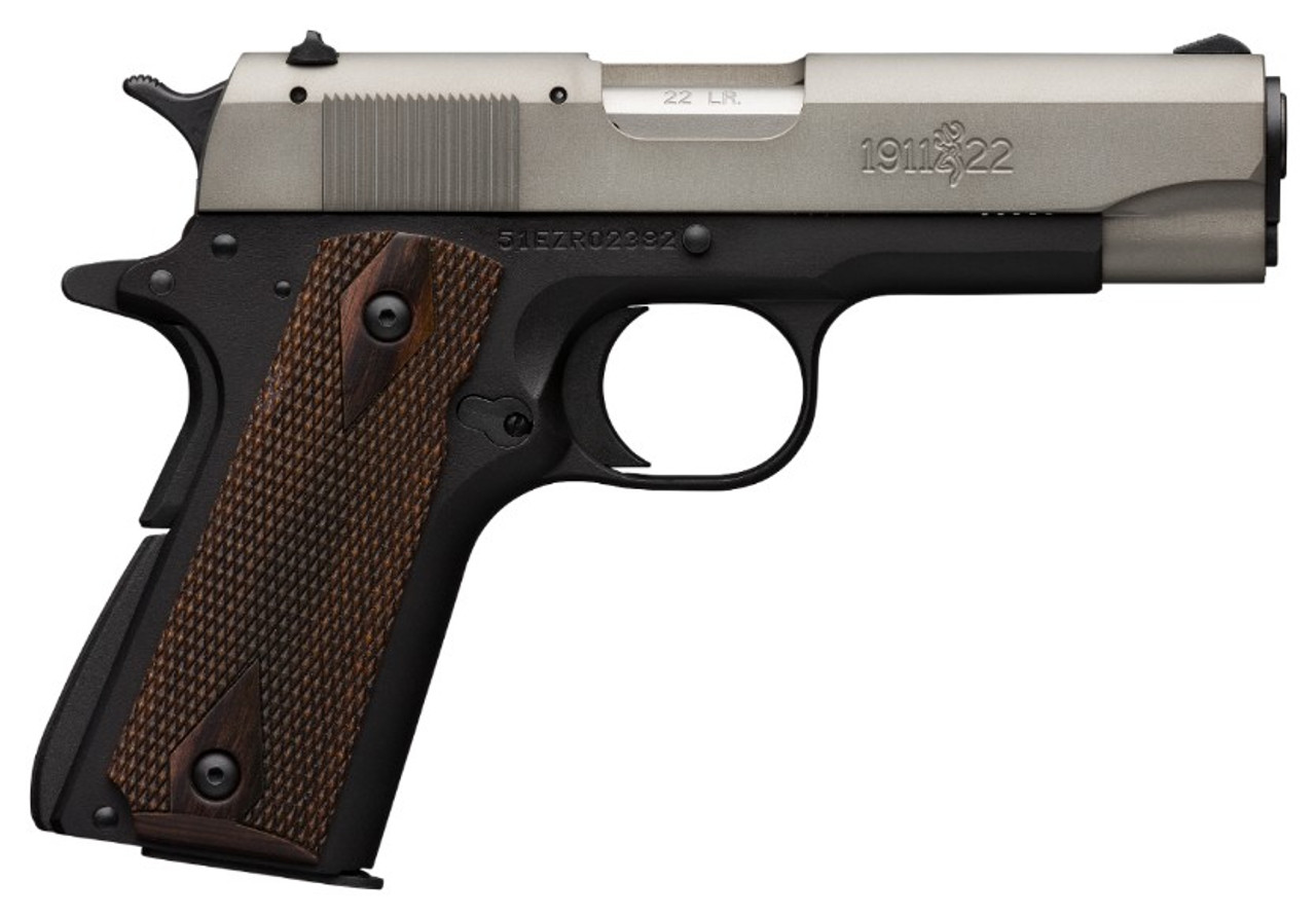 Browning 1911-22 A1 Gray .22LR