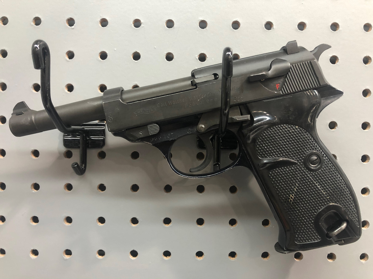 USED Walther P38 9mm w/Three Magazines (P1 stamped P38)