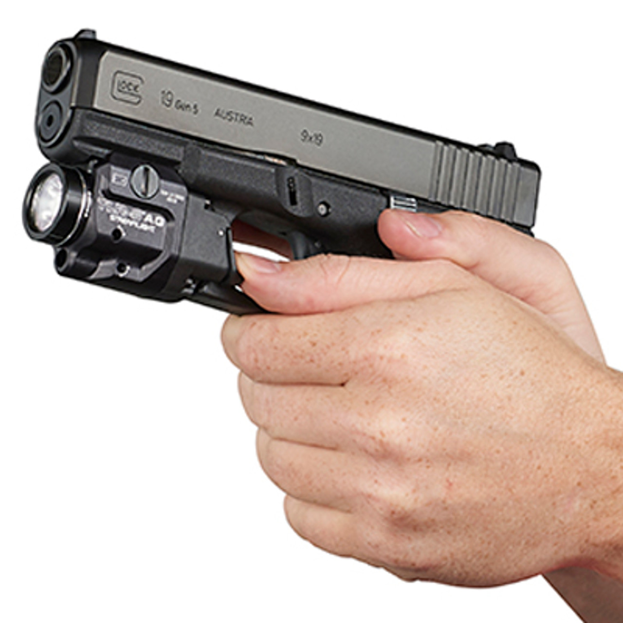 Streamlight - TLR-8®A G GUN LIGHT WITH GREEN LASER AND REAR SWITCH OPTIONS