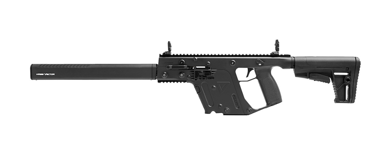 "Kriss Vector CRB 9mm 18.6"" Black"