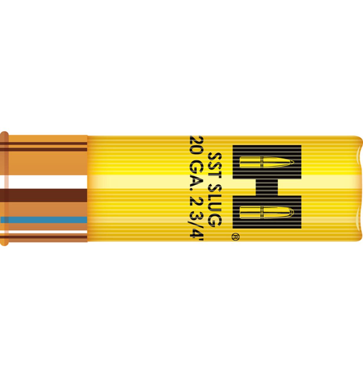 Hornady 20 GA SST® Slug 250 gr