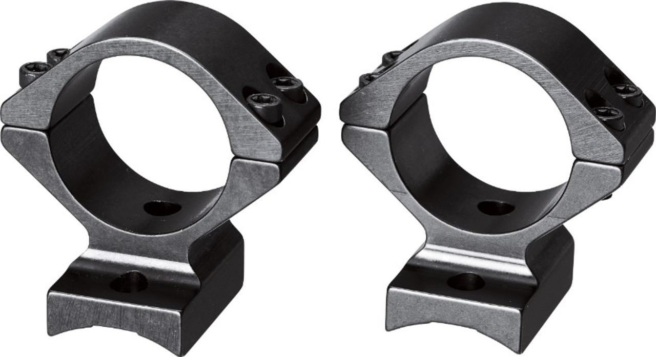 Browning BAR & BLR Integrated Scope Mount System – Matte Blued