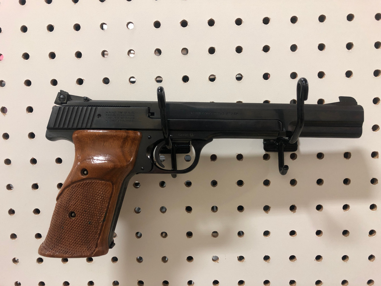 """USED Smith & Wesson Model 41 7"""" .22LR"""
