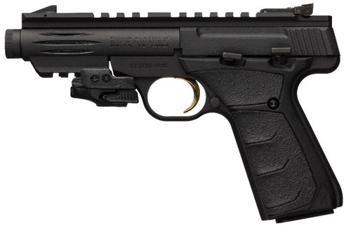 Browning Buck Mark Black Label Suppressor Ready