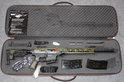 """Derya Arms MK12, Canadian Edition, OD & Black - 12GA, 3"""", 20"""" Barrel"""