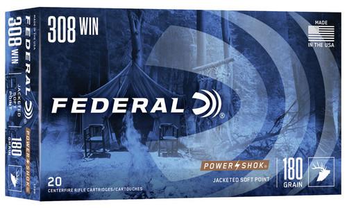 Federal .308WIN (7.62x51) 180GR