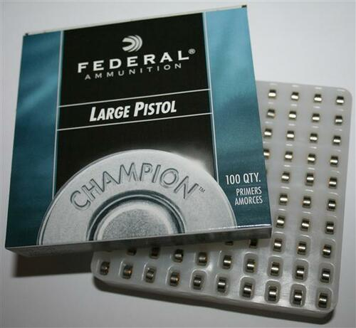 Federal Champion Primers