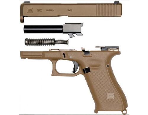 Glock 19X Gen5 9mm