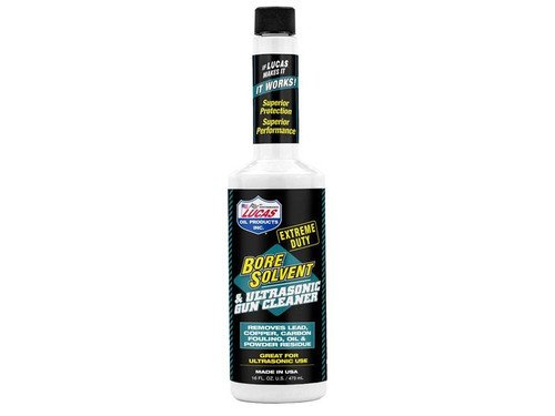 Lucas Extreme Duty Bore Solvent