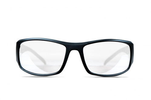M&P® THUNDERBOLT FULL FRAME GLASSES- CLEAR MIRROR LENS