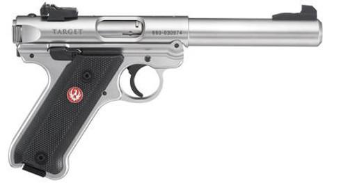 Ruger MARK IV™ TARGET .22LR Pistol