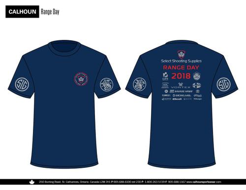 a0e456eea Select Shooting Supplies Range Day 2018 T-Shirts