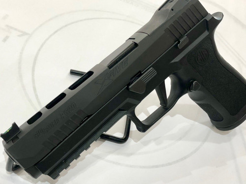SIG P320 X-FIVE FULL-SIZE PISTOL, 9MM WITH FREE RED DOT