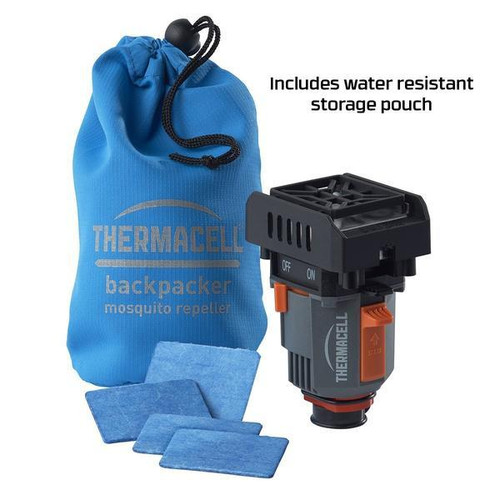 Thermacell - Backpacker Mosquito Repeller
