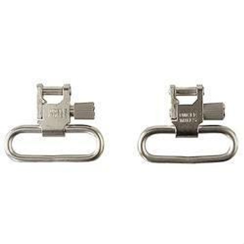 Uncle Mike's Quick Detach Super Sling Swivel 1.25""
