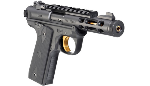 RUGER MARK IV™ 22/45™ LITE BLK/GOLD
