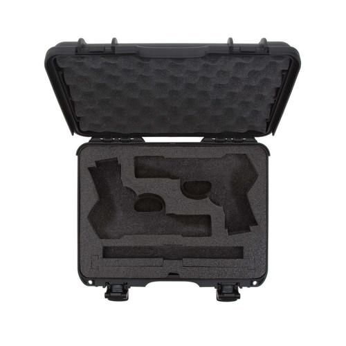NANUK 910 2UP CLASSIC GUN CASE