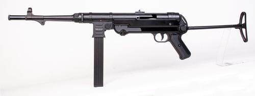 MP-40 Standard Black