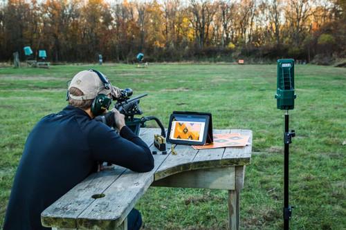 Caldwell Ballistic Precision Sight In Target Camera