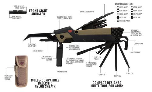 Real Avid Gun Tool Pro®-AR15