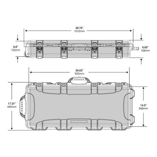 NANUK 985 Carbine Case