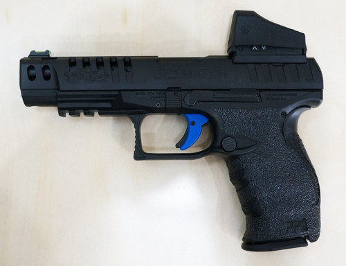USED Walther PPQ Q5 Match 9mm
