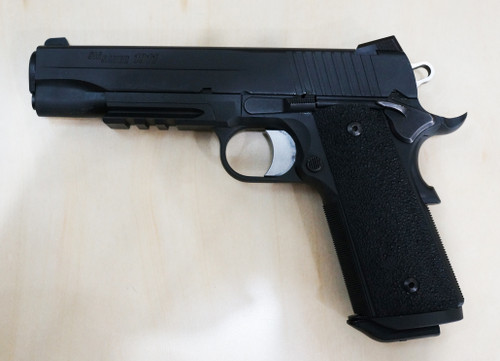 USED Sig Sauer 1911 Tacops .45ACP