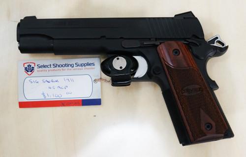 USED Sig Sauer 1911 .45ACP