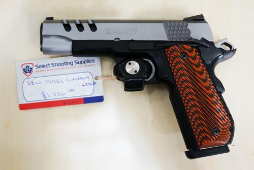 USED Smith & Wesson PC1911ES .45ACP