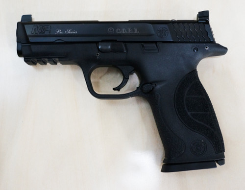 USED Smith & Wesson M&P 9 C.O.R.E. Pro 9mm