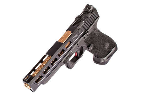 ZEV Z34 DRAGONFLY BLACK 3RD GEN RMR GUN MODIFICATION